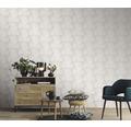 Vliestapete 10152-31 ELLE Decoration Grafisch grau