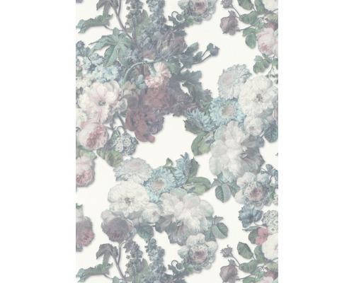 Vliestapete 10153-01 ELLE Decoration Floral weiß