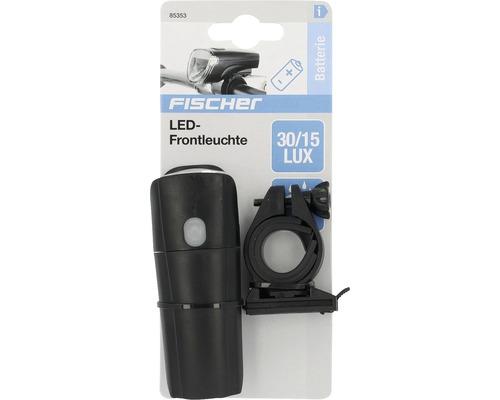 FISCHER LED Frontlampe 40/15 LUX