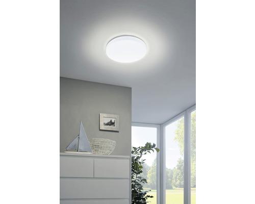 LED Deckenleuchte 11,5W 1350 lm 3000 K warmweiß Ø 280 mm Frania weiß