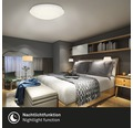 LED Deckenleuchte Sternenhimmel 48W 4000 lm 3000-6000 K HxØ 96x495 mm mit Fernbedienung + Nachtlichtfunktion CCT