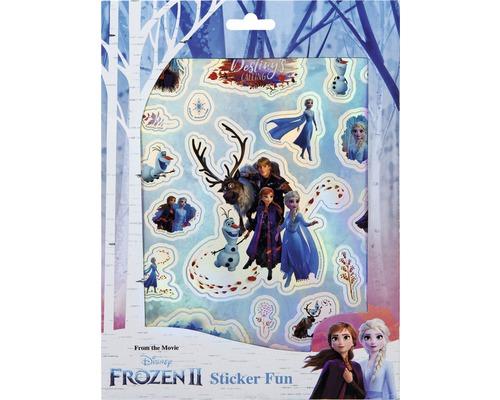 Frozen Sticker Fun