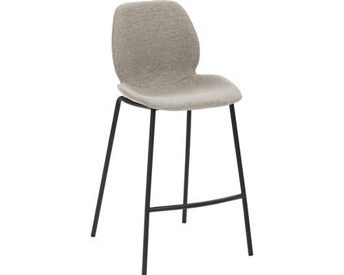 Barhocker Mayer Sitzmöbel myPolo 1176-V3-526 49x53x97 cm Puktion stahl pulverbeschichtet Sitz braun