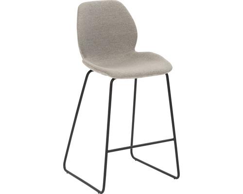 Barhocker Mayer Sitzmöbel myPolo 1176-K3-526 49x52x97 cm Puktion stahl pulverbeschichtet Sitz braun