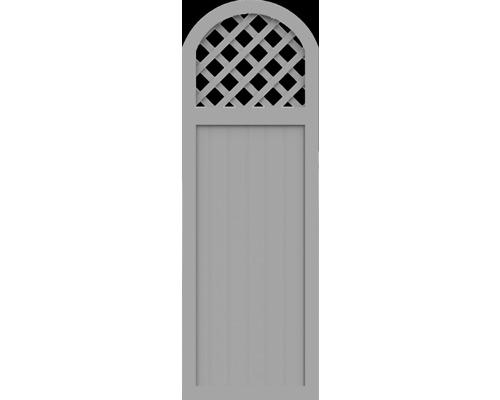 BasicLine, Typ Y, Grau, 70x205/180 cm