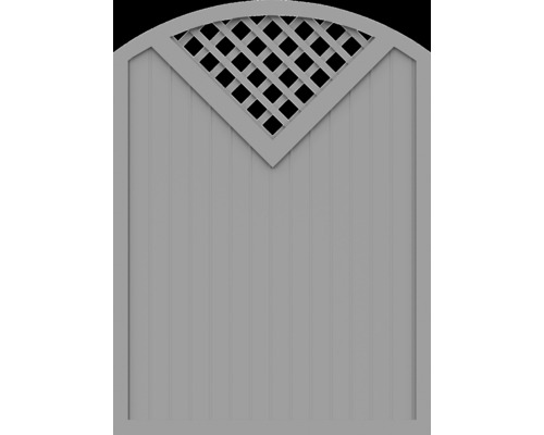 Basic Line Typ G grau 150x205/180