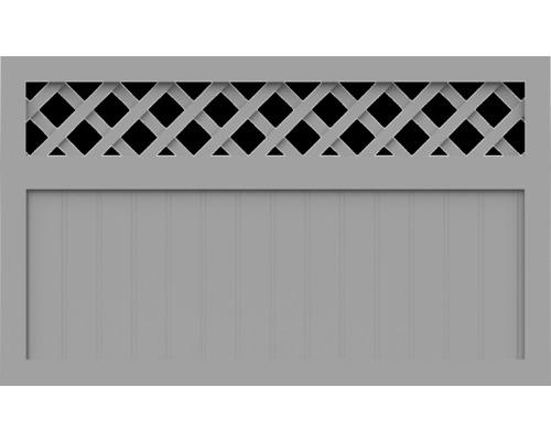 Basic Line Typ K grau 150x90
