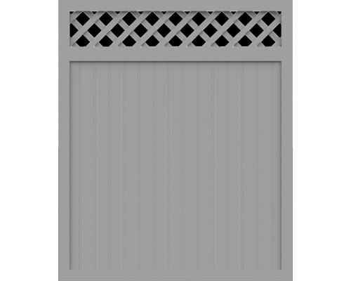 BasicLine, Typ C, Grau, 150x180 cm