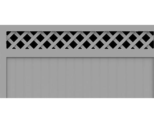BasicLine+CS59 Typ N grau 150x120