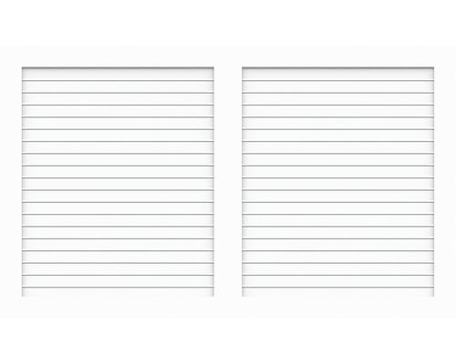 Sichtschutzelement Basic Line Typ W 150x90 cm