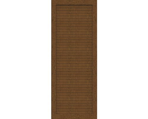 BasicLine, Typ T, golden oak, 70x180 cm