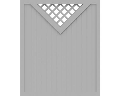 BasicLine, Typ B, Grau, 150x180 cm