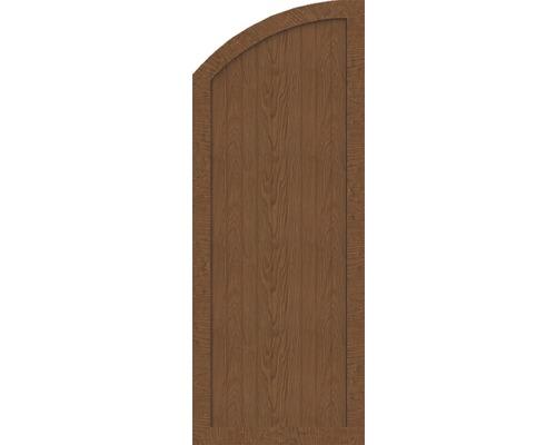 BasicLine, Typ H, links, golden oak,70x180/150 cm
