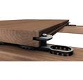 Terraflex Abstandhalter 9 mm für Holz-Unterkonstruktion mit Edelstahlschraube C1 5x50 mm 1 Pack = 30 Stück