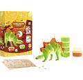 Modellier-Set Dino - Stegoraurus