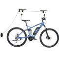 FISCHER Fahrrad-Deckenlift PLUS Tragkraft bis 30 kg schwarz