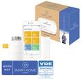 SMART HOME by hornbach Starter Set Heizung inkl. Gateway und Tado Heizkörper Thermostat-Starter Kit