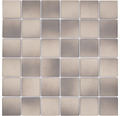 Keramikmosaik CD 215 30,5x30,5 cm mix beige/braun