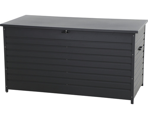 Sabano Kissenbox 159 x 79 x 83 cm matt anthrazit