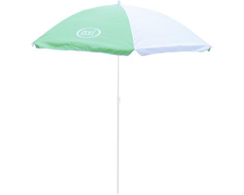 Sonnenschirm Kinder Gartenschirm axi Ø 125 cm grün weiß