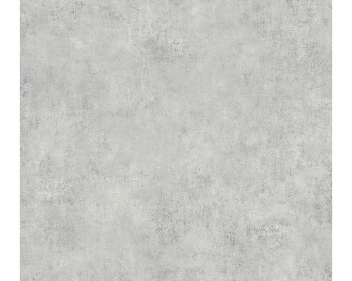 Vliestapete 373705 Sumatra Uni Grau