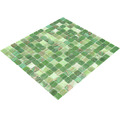 Glasmosaik GM GSL 550 30,5x32,7 cm grün