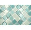 Crystal-Glasmosaik CM 4114 30,2x32,7 cm grün