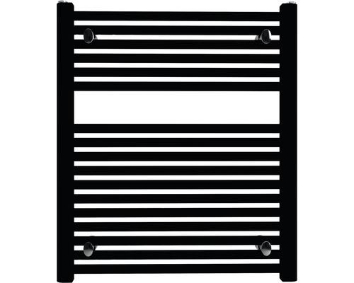 Badheizkörper Rotheigner CLASSIC 690 x 600 mm schwarz matt