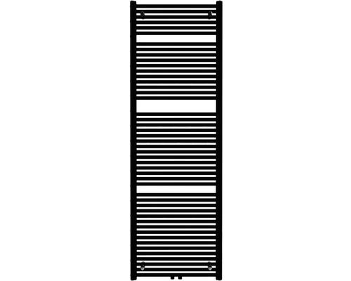 Badheizkörper Rotheigner CLASSIC-M 1810 x 600 mm schwarz matt mit Mittelanschluss