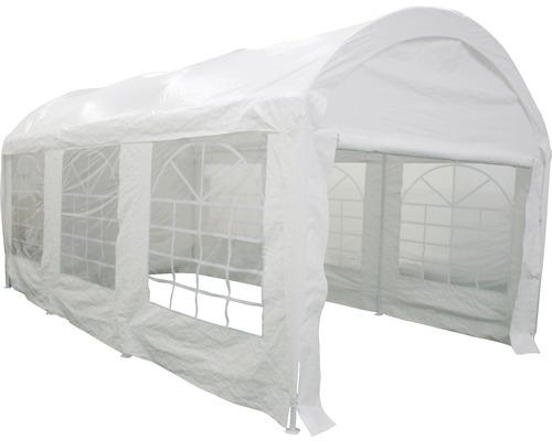 Event Pavillon Siena Garden 3x6 m weiß