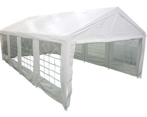 Event Pavillon Siena Garden 4x8 m weiß