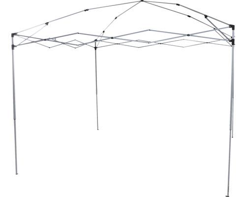 Starter Pavillon Siena Garden 3x3 m taupe