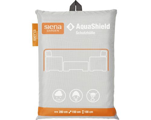 AquaShield Sitzgruppenhülle Siena Garden grau 280 x 150 x 100 cm