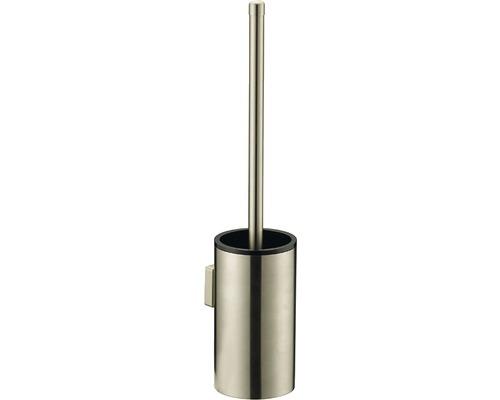 WC-Bürstengarnitur Lenz Sky Nickel-matt