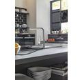 Küchenarmatur BLANCO LANORA-S 523123 Edelstahl gebürstet