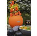 Blumentopf Lechuza Puro Color rund Ø 20 cm orange inkl. Erdbewässerungssystem