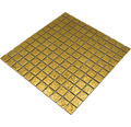 Keramikmosaik GO 282 30,2x33 cm gold