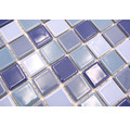 Keramikmosaik JT 250 30,2x33 cm mix blau