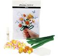 Mini-Kreativ Set Blumen-Frühlingsstrauß