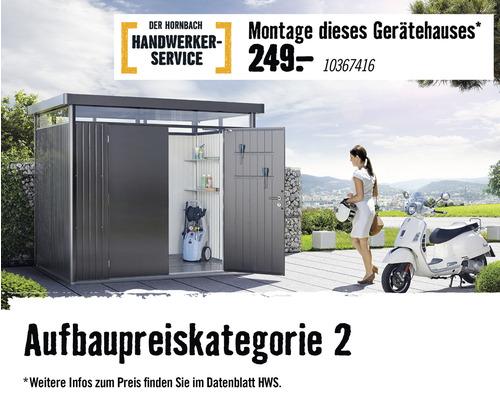 Auflagenbox biohort FreizeitBox 180, 181 x 79 x 71 cm, weiss