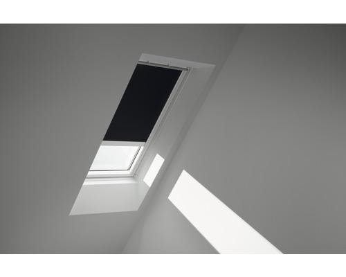 Velux Verdunkelungsrollo solarbetrieben schwarz uni DSL P04 3009SWL