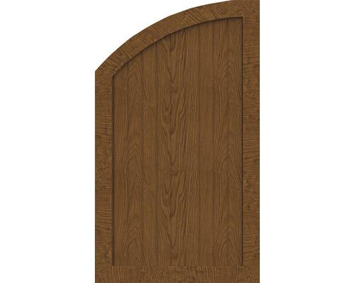BasicLine, Typ R, links, golden oak,70x120/90 cm