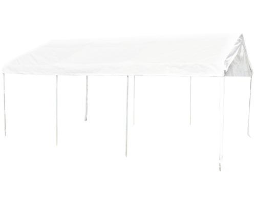 Profi-Partyzelt 400 x 600 cm weiß