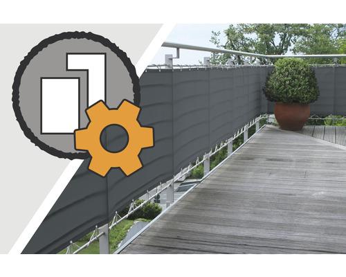 Gartenzäune & Sichtschutz
