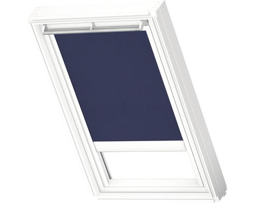 Velux Tageslichtrollo solarbetrieben dunkelblau uni RSL FK08 9050SWL