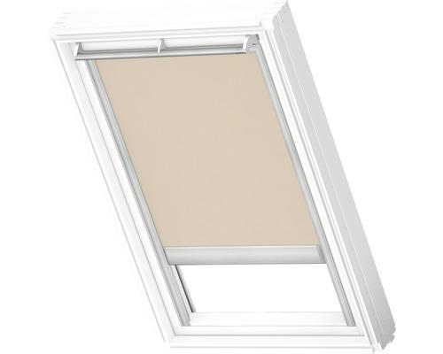 Velux Tageslichtrollo solarbetrieben sandbeige uni RSL F08 4155SWL