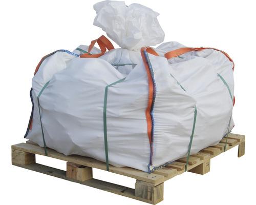 Pflasterstein Quadratpflaster Granit grau 15 x 15 x 10 cm Big Bag ca. 840 kg