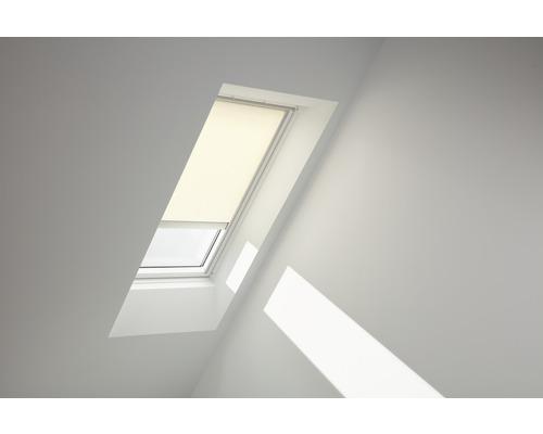 Velux Tageslichtrollo elektrisch beige uni RML MK04 1086SWL