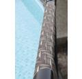Aufstellpool Framepool Marimex Florida eckig 215 x 400 x 122 cm ohne Zubehör rattan