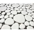 Keramikmosaik XKM 110N weiß matt 27,5x27,5 cm